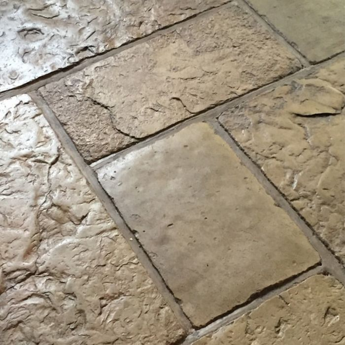 Westminster Stone Chelsea Gold Flooring, Cottage Stone Flooring