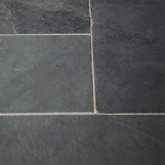 LivingStone Amazon Black Slate Flooring