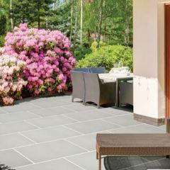 Global Stone 'Artisan Tranquil' Sandstone Paving  - Allendale Grey