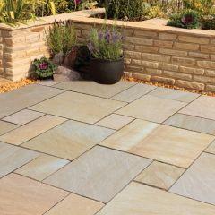 Global Stone Premium Sandstone (600 Series) - Buff Brown