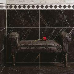 Strata Stone 'Cosmopolitan Collection' Interior Marble - Nero Marquina