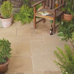 Westminster Stone Chelsea Gold Paving