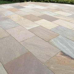 Stone Paving Weathered Sandstone - Fernlea