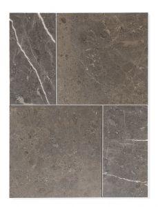 Strata Stone 'Cosmopolitan Collection' Interior Marble - Galactic Grey Honed
