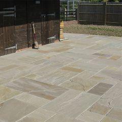 Global Stone 'Gardenstone' Sandstone - Raj Blend