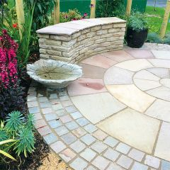 Global Stone Premium Sandstone Pathway Setts - York Green