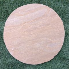 Global Stone Sandstone Stepping Stones - Buff Brown