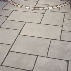 Global Stone 'Limestone Collection' (600 Series)  - Cathedral Project Pack