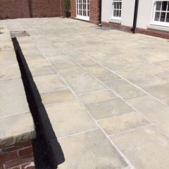 Westminster Stone Oxford Courtyard Flagstones