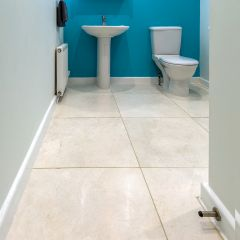 Strata Stone 'Cosmopolitan Collection' Interior Marble - Oyster Shell Honed