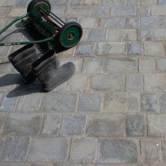 Strata Stone Paving Setts - Grey