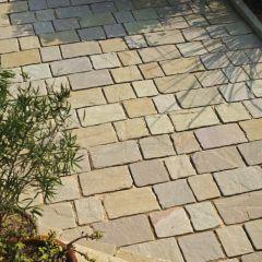 Strata Stone Paving Setts - Raj