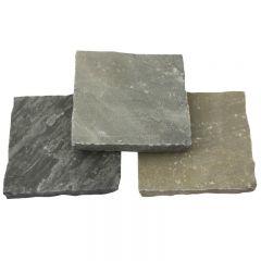 Global Stone Premium Sandstone Pathway Setts - Monsoon