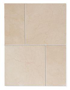 Strata Stone 'Cosmopolitan Collection' Interior Marble - Tuscany Cream Honed
